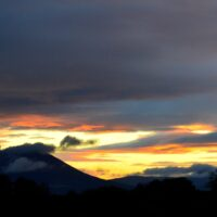 nephin sunset and clouds